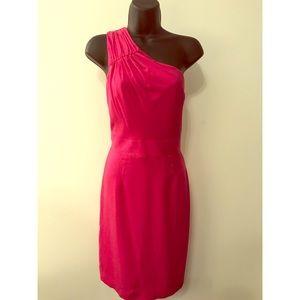 Banana Republic Women's size 2 one shoulder dress
